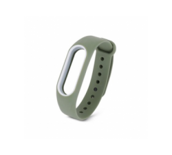 Xiaomi Miband 2 Smart Watch -Replacement Strap - Green/White